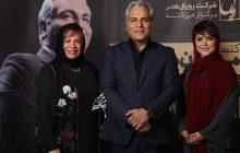 (تصویر) کمند امیرسلیمانی و گوهر خیراندیش در کنسرت مهران مدیری