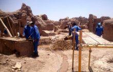 کارگران ارگ قدیم بم دو ماه معوقات مزدی طلبکارند