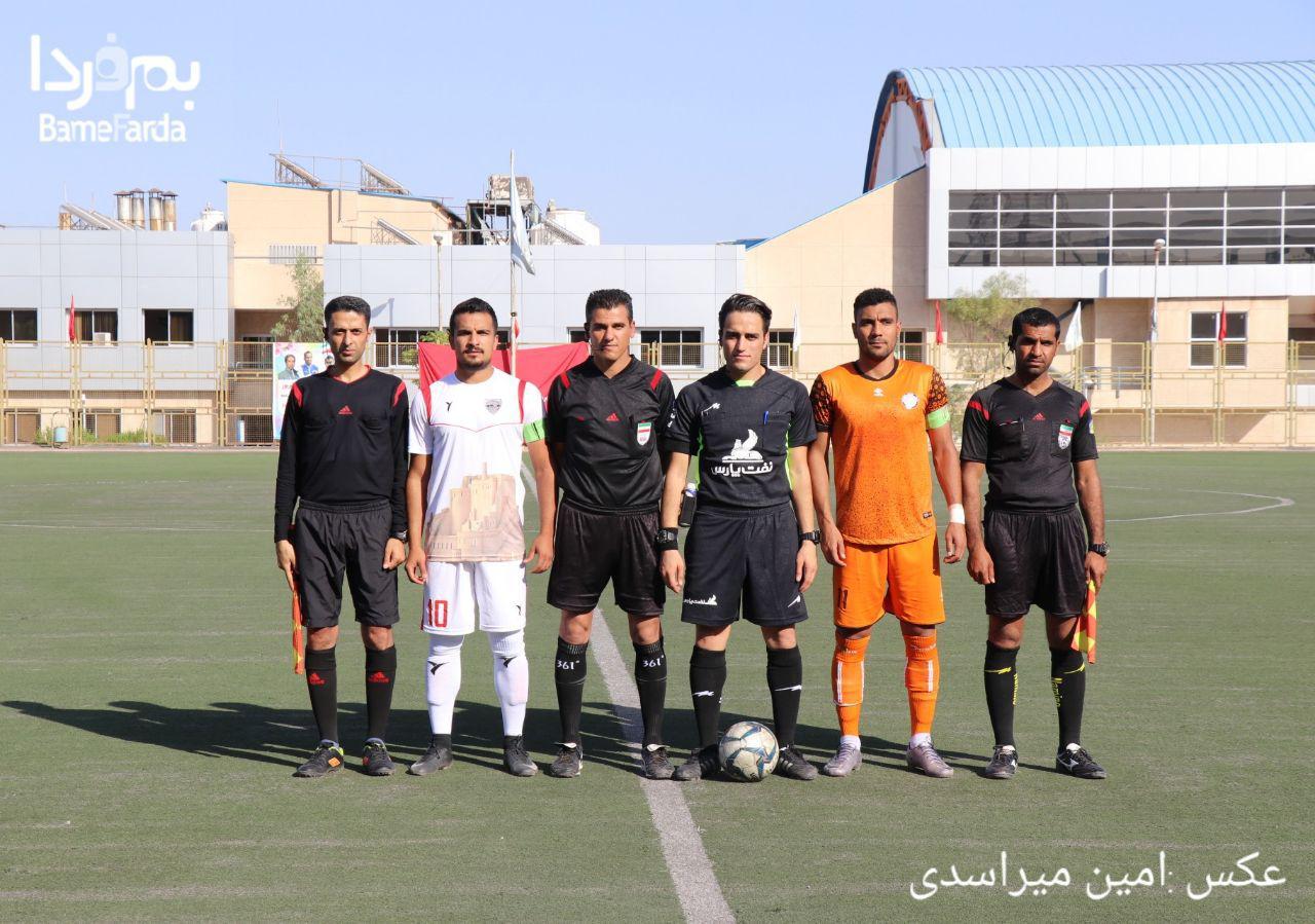 گزارش تصویری بم فردا از هفته دوم لیگ دو فوتبال کشور