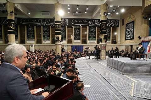 رئيس جمهور :شکستِ فشار حداکثری آمریکا با فداکاری و تلاش ملت ایران/راهپیمایی اربعین دل دشمن را میلرزاند
