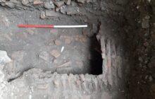 کشف گورستانی بزرگ در مجموعه مسجد صفی رشت