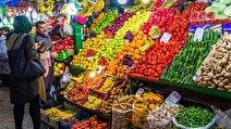 قیمت انواع میوه و تره بار در بازار امروز ۷ دی ۹۹ + جدول